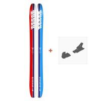 Ski K2 Marksman 2019 + Fixation de ski