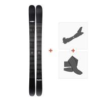 Ski Line Blend 2019 + Fixations randonnée + Peau