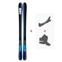 Ski Line Sick Day 88 2019 + Fixations randonnée + Peau
