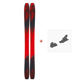 Ski Atomic Backland 107 2019 + Fixation de skiAAST01038