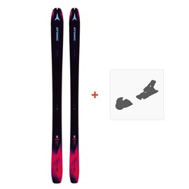 Ski Atomic Backland WMN 85 2019 + Fixation de skiAAST0113