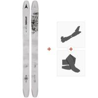 Ski Atomic Bent Chetler 120 2019 + Fixation de ski + PeauAA0027230