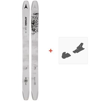 Ski Atomic Bent Chetler 120 2019 + Fixation de skiAA0027230