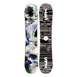Snowboard Yes Ghost 2019SY190125