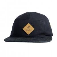Jones Cap Hakuba Black 2019VJ190317