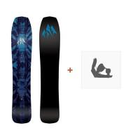 Jones Snowboard Mini Mind Expander 2019 + Fixation de SnowboardSJ190250