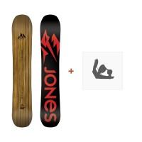 Jones Snowboard Flagship 2019 + Fixation de SnowboardSJ190129