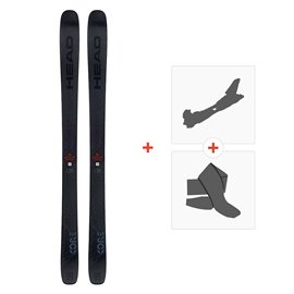 Ski Head Kore 99 2019 + Alpine Touring Bindings + Climbing skin315438