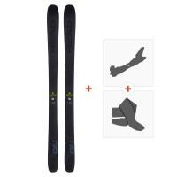 Ski Head Kore 93 2019 + Fixations randonnée + Peau315448