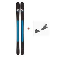 Ski Völkl Kendo 2019 + Fixation de ski118406