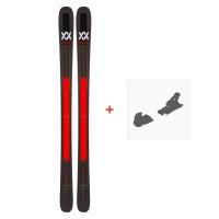 Ski Völkl M5 Mantra 2019 + Fixation de ski118402