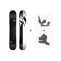 Splitboards package Jones Carbon Solution 2019SJ190277