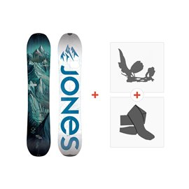 Splitboards package Jones Discovery 2019SJ190270
