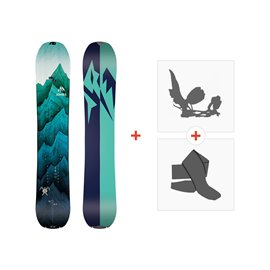 Splitboards package Jones Women'S Solution 2019SJ190240