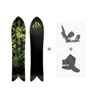 Splitboards package Jones Stormr Chase 2019SJ190180