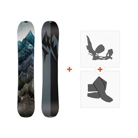 Splitboards package Jones Solution 2019SJ190277