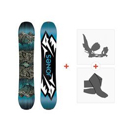 Splitboards Package Jones Mountain Twin 2019SJ190187