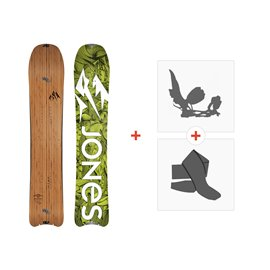 Splitboards Package Jones Hovercraft 2019SJ180221