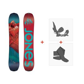 Splitboards Package Jones Dream Catcher 2019SJ190245