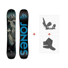 Splitboards Package Jones Explorer 2019SJ190190