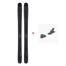 Ski Head Kore 105 2019 + Fixation de ski315428