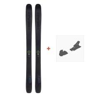 Ski Head Kore 105 2019 + Fixation de ski315428