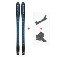 Ski Dynastar Mythic 87 CA 2019 + Fixations randonnée + PeauDAHL001