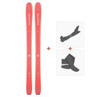 Ski Dynastar Vertical Bear W 2019 + Fixations randonnée + PeauDAHL902