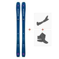Ski Dynastar Vertical Doe 2019 + Fixations randonnée + PeauDAHL802