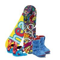 Snowboard Head Rowdy Kid 2017 + Fixation + Chaussures336806