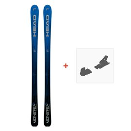 Ski Head Monster 83 2018 + Fixation de ski310867
