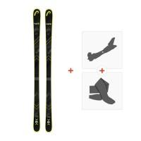 Ski Head Frame Wall 2018 + Fixation de ski311507