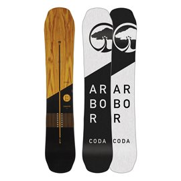 Snowboard Arbor Coda Camber 201911916F18