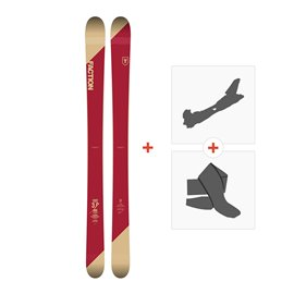 Ski Faction Candide 3.0 2019 + Fixations randonnée + Peau