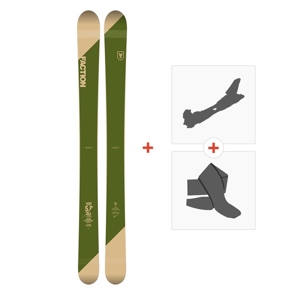 Randonnée Faction 5 2019Fixations Peau Candide Ski 0 iPkXuZO