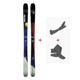 Ski Faction Prodigy 1.0 2019 + Fixations randonnée + Peau