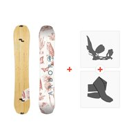Splitboard Package Arbor Swoon 201911934F18