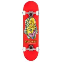 """Rocket Complete Skateboard Mini Mask Pharaohi 7.5\\"""" 2019RKT-COM-1523"""
