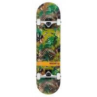 "Rocket Complete Skateboard Distinct Series Safari 8\\"" 2019RKT-COM-1531"
