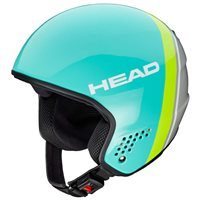 Head Stivot Race Carbon Turquoise/Grey 2019