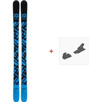 Ski Volkl Bash 81 2019 + Fixations de ski117011