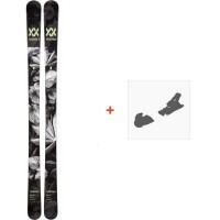 Ski Volkl Bash 86 2019 + Fixations de ski117011