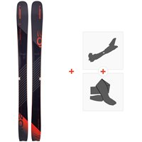 Ski Elan Ripstick 102 W 2019 + Fixations de ski randonnéeADEDXY