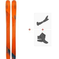 Ski Elan Ripstick 116 2019 + Fixations de ski randonnéeAD0DXF