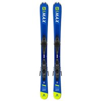 Salomon Ski Set E Shortmax 120+Lithium 10 L90 Bl 2019