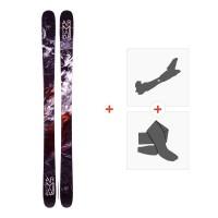 Ski Armada Arv 96Ti Zero 2019 + Fixations de ski randonnéeRA0000050