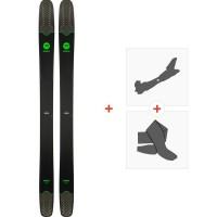 Ski Rossignol Super7 HD 2019 + Fixations de ski randonnéeRKHG100