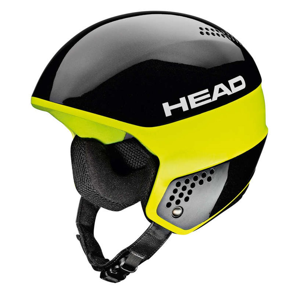 Head Stivot Race Carbon Black 2019