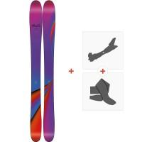 Ski Line Pandora 110 2018+ Fixations de ski randonnée19B0200.101