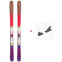 Ski Roxy Dreamcatcher 78 + Lithium 10 2018